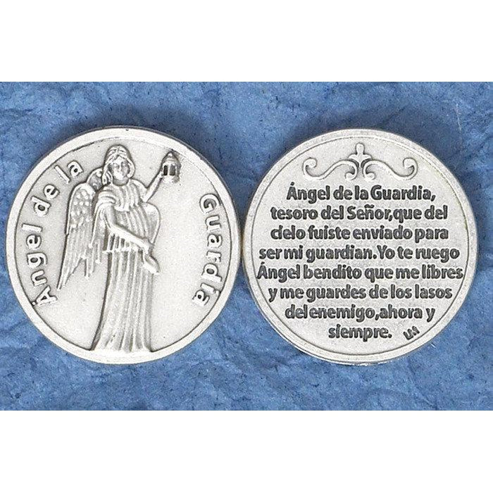 Spanish Token - Angel de la Guardia