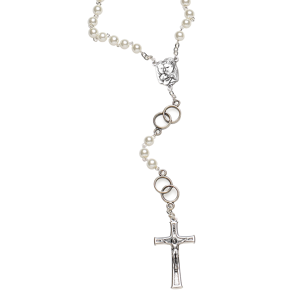 Unity Rosary with Modern Cross