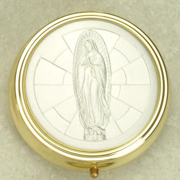 Lady of Guadalupe Pyx