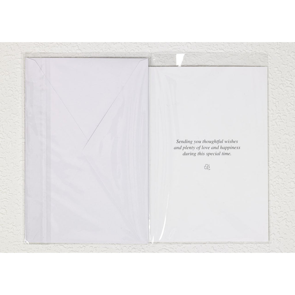 Happy Anniversary Card with Removable Token - Pack of 12