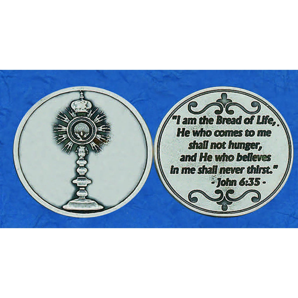 Italian Token - Monstrance