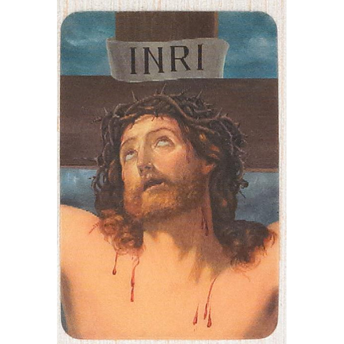 Ecce Homo - Holographic 3D Cards - Pack of  25