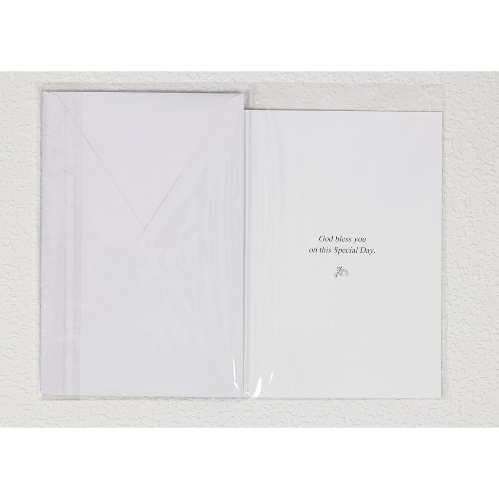 Ordination Card with Removable Token - Pack of 12