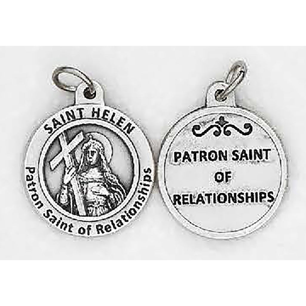 Healing Saint - St Helen Medal - 4 Options