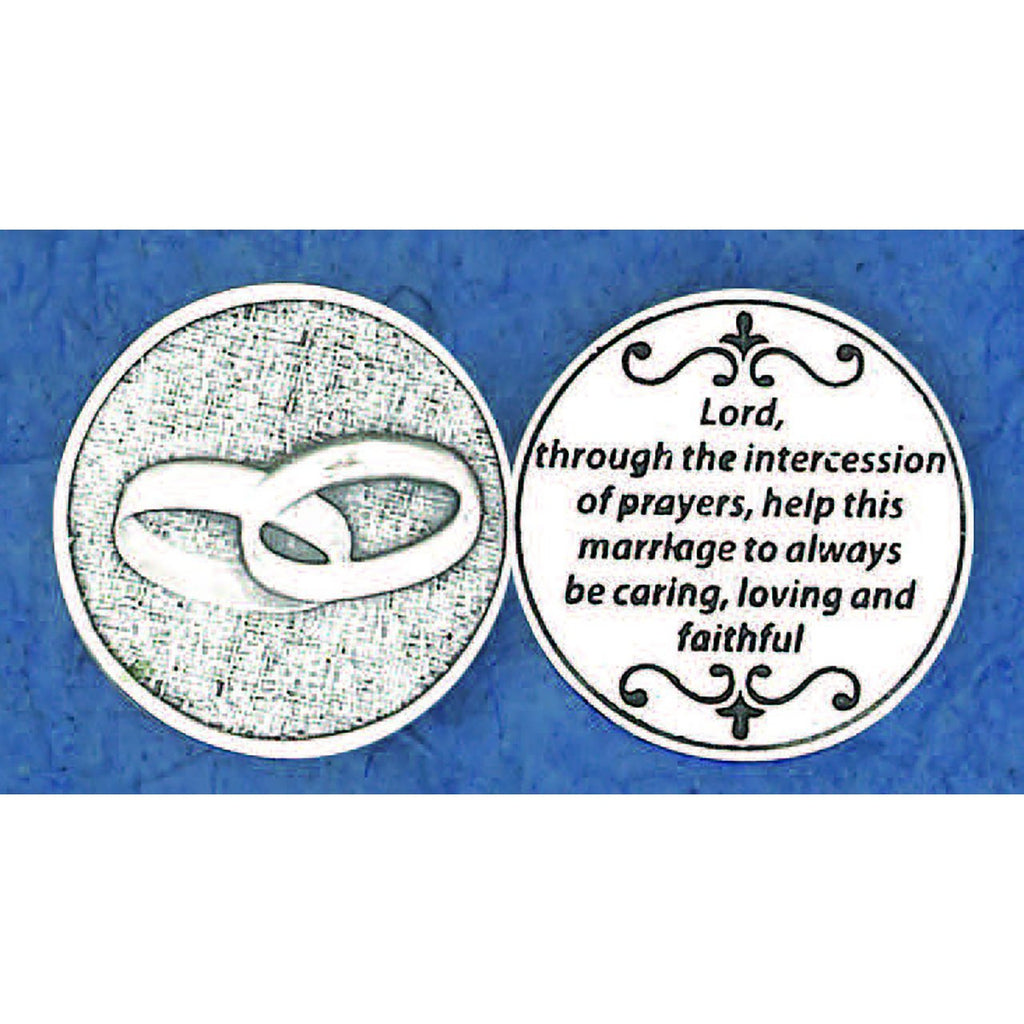 Sacrament Token - Unity Rings - Pack of 25
