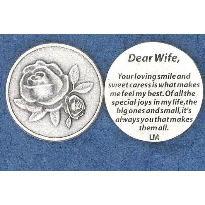 Italian Token - Dear Wife