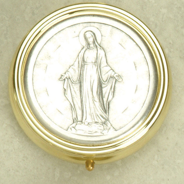 Lady of Grace - Pyx - 2 sizes