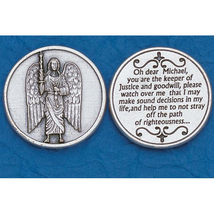 Italian Token - Archangel Michael