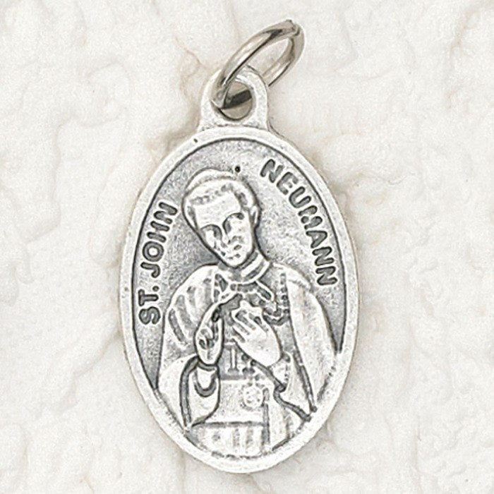 St. John Neumann Pray for Us Medal - 4 Options
