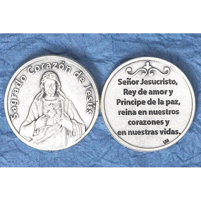 Spanish Token - Sogrado Corazon de Jesus