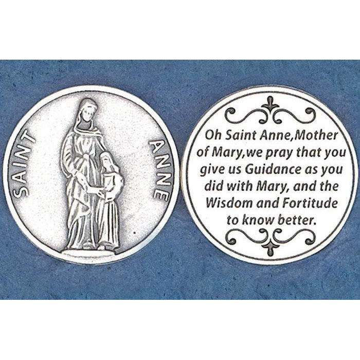 Italian Token - Saint Anne