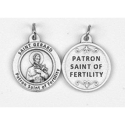 Healing Saint - St Gerard Medal - 4 Options