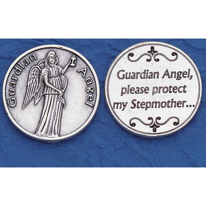 token- Guardian Angel- Stepmom - Sold in Pack of 25