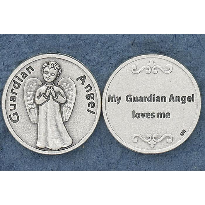 Angel Token - Guardian Angel - Loves Me