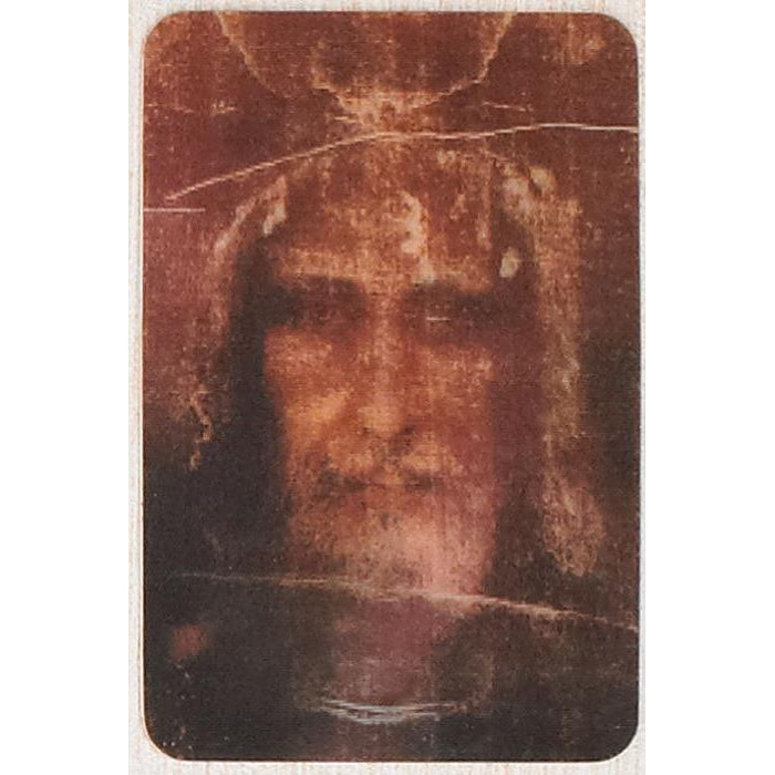 Shroud of Turin - Holographic 3D Cards - Pack of 25