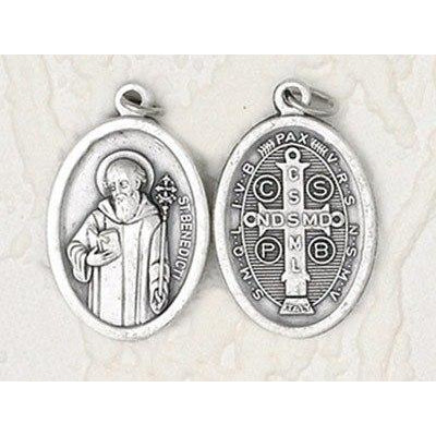 Saint Benedict Double Sided Medal - 4 Options