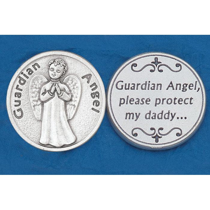 Angel Token - Guardian Angel - Dad