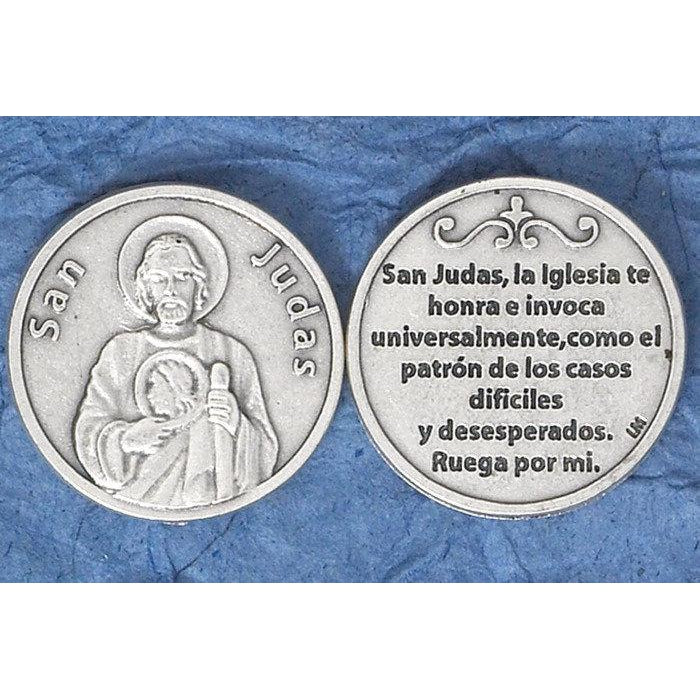 Spanish Token - San Judas