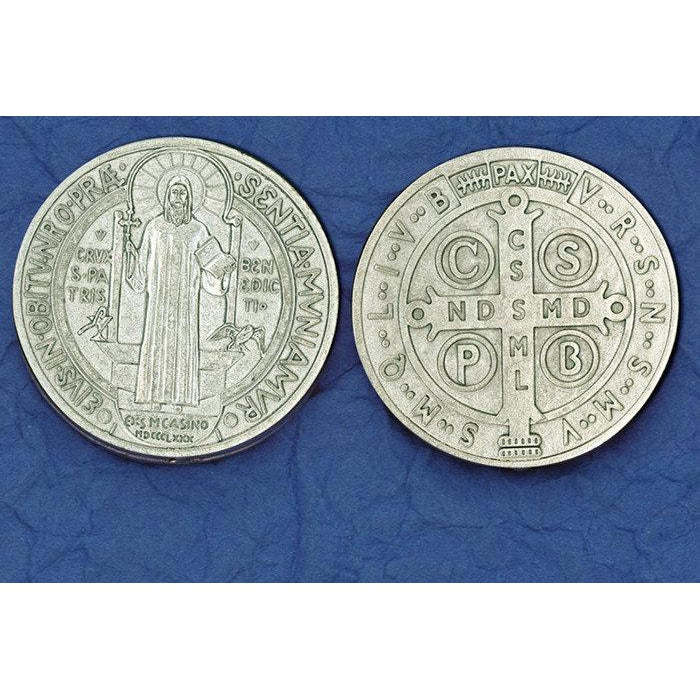 Italian Token - St Benedict - Pack of 25