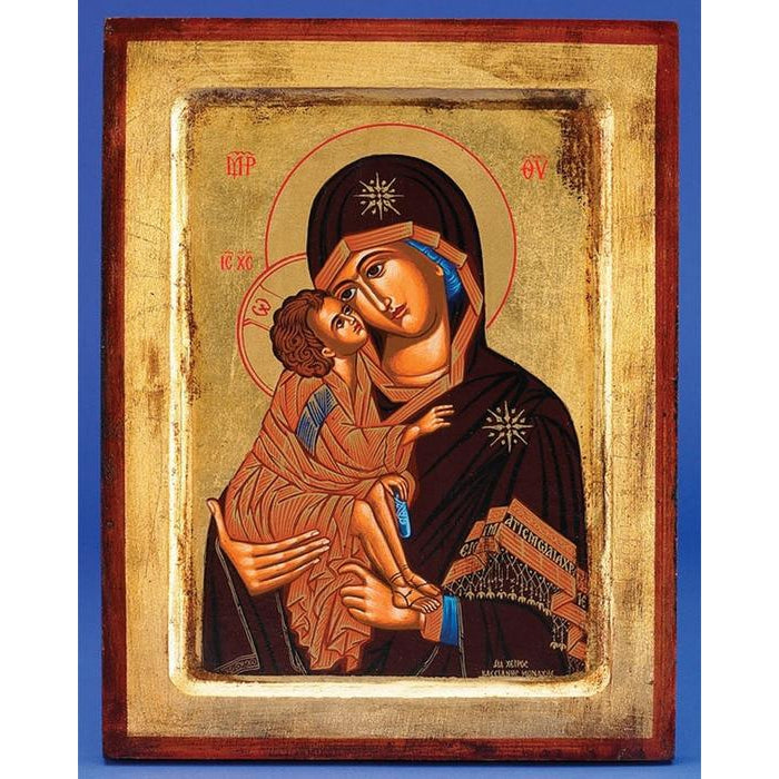 Lady of Vladimir - Gold Leaf - 2 Sizes