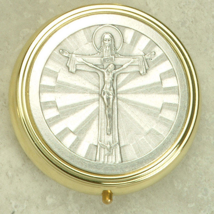 Holy Trinity Cross Pyx