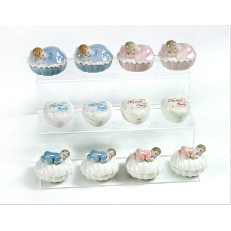 FREE Baby Keepsake Baptism Box Display With Purchase of Keepsake Boxes