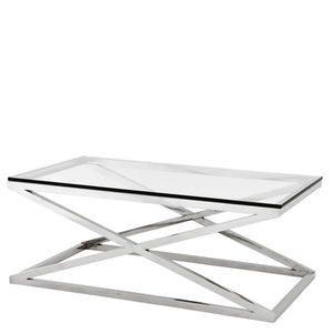 Coffee Table Criss Cross