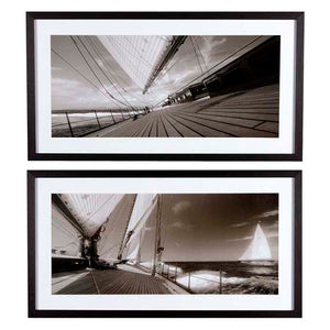 Prints Starboard Side set of 2