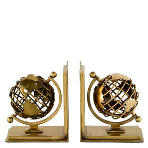 Bookend Globe set of 2