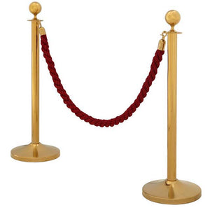 Stanchion Post Chandor set of 2