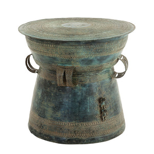 Side Table Drum Thai