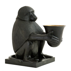 Art Deco Monkey