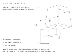 Wall Lamp Easy Living L