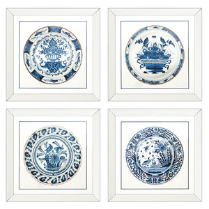 Prints Imperial China set of 4