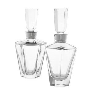 Decanter Guerlain set of 2