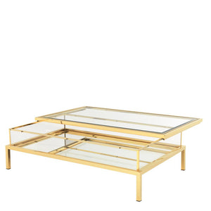 Coffee Table Harvey rectangular