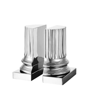 Bookend Pillar set of 2