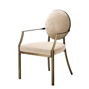 Dining Chair Scribe with arm