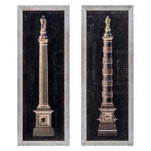 Prints Columns set of 2