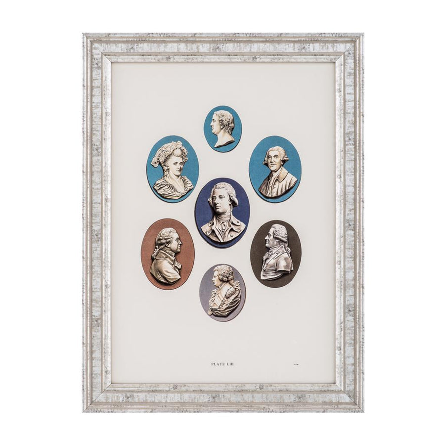 Prints Old Wedgwood: 1760 set of 4