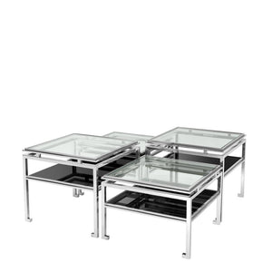 Coffee Table Calvin set of 4