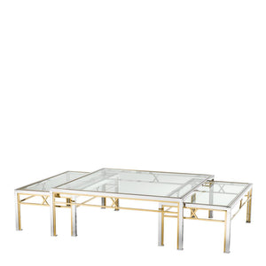 Coffee Table Lindon set of 3
