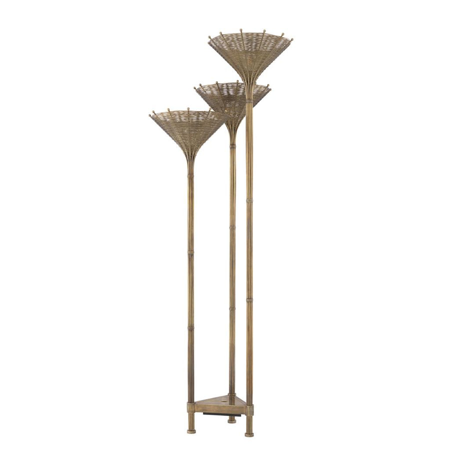 Floor Lamp Kon Tiki Triple