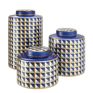 Jar Drappo set of 3