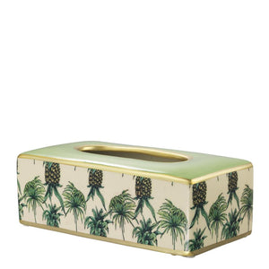 Tissue Box Pineapple