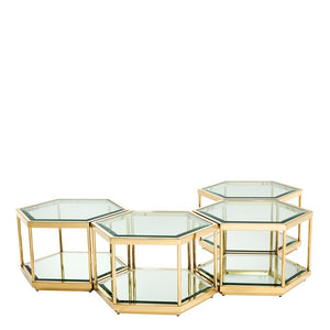 Coffee Table Sax set of 4