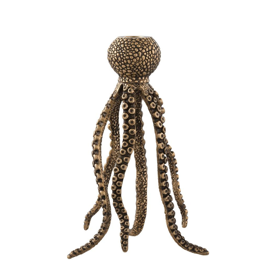 Candle Holder Octopus