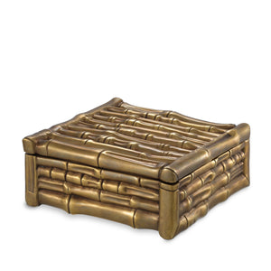 BOX BAMBOO SQUARE
