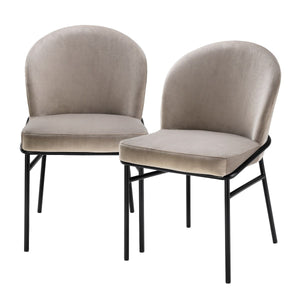 DINING CHAIR WILLIS SET OF 2
