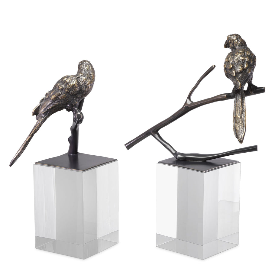 OBJECT MORGANA SET OF 2